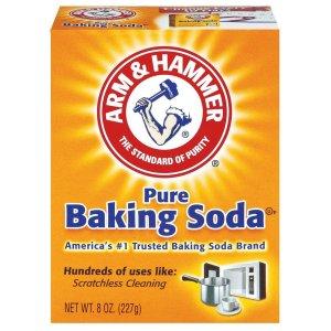 arm & hammer baking soda, how to clean a bathtub