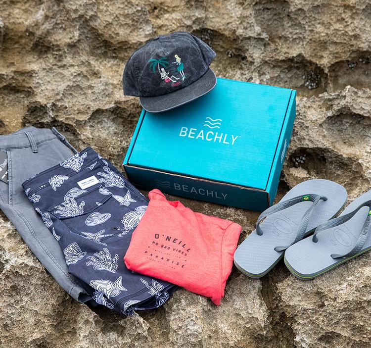 beachly box, outdoor subscription boxes
