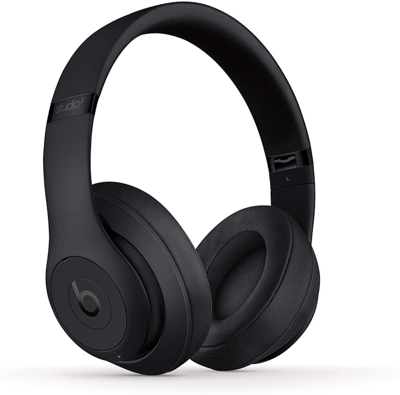 Beats Studio3 Wireless Headphones in Matte Black