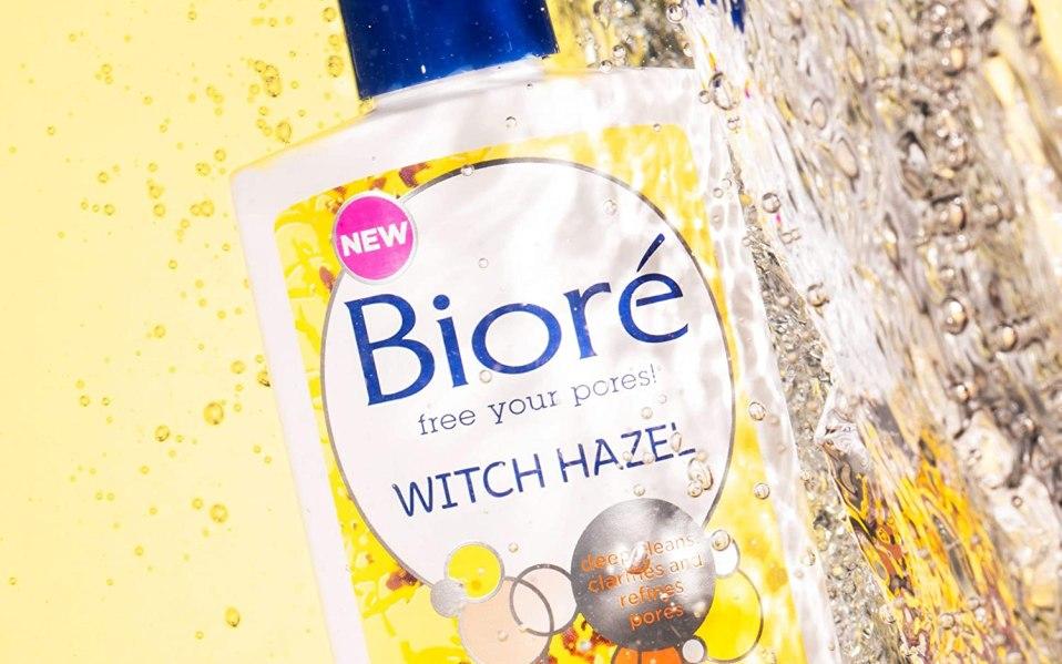 Bioré Witch Hazel Pore Clarifying Acne