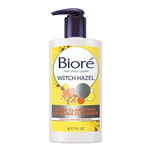 Bioré Witch Hazel Pore Clarifying Acne Face Wash