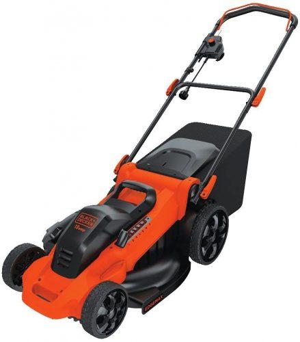 Black+Decker MM2000 Electric Lawn Mower