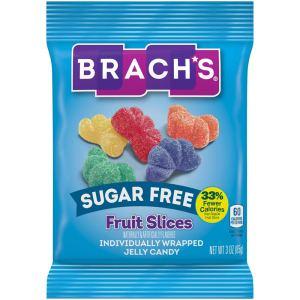 brachs sugar free fruit slices candy