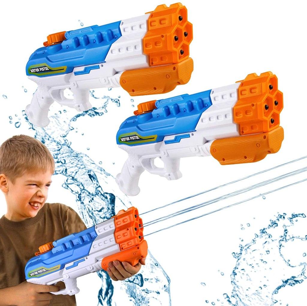 Bukm Water Guns