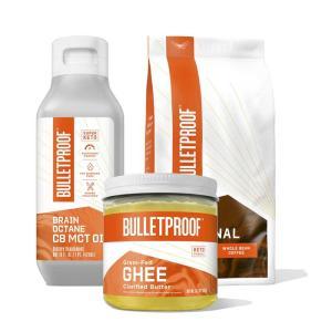 Bulletproof coffee kit