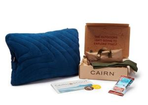 Cairn outdoor box, outdoor subscription box