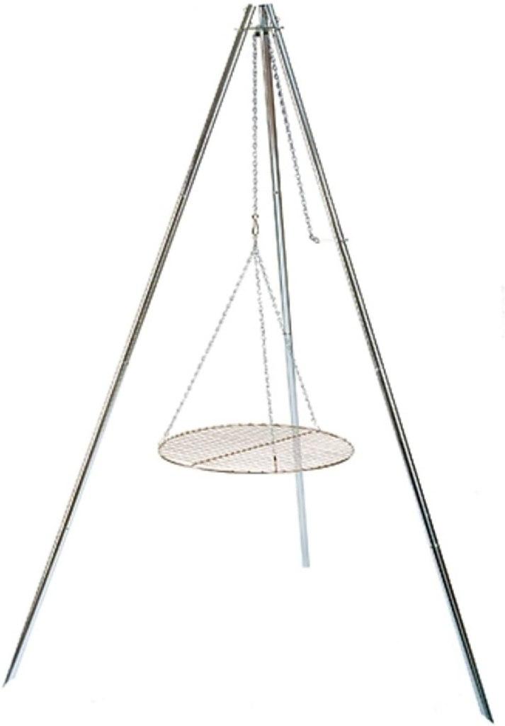 coleman tripod grill lantern hanger