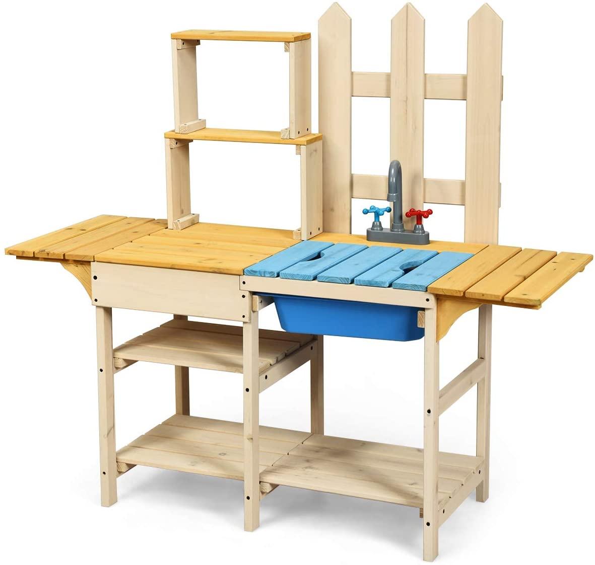 Costzon mud kitchen for kids