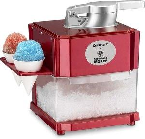 cuisinart snow cone maker