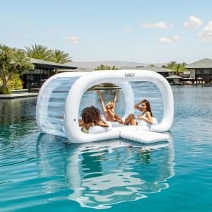 Funboy giant cabana dayclub, best pool floats