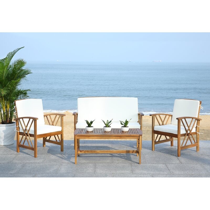 Delorenzo Seating Group with Cushions