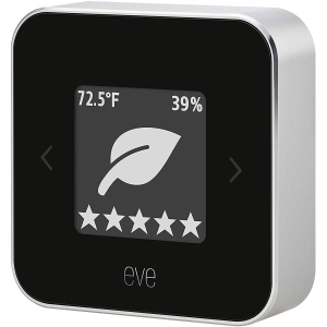 Eve room air quality monitor