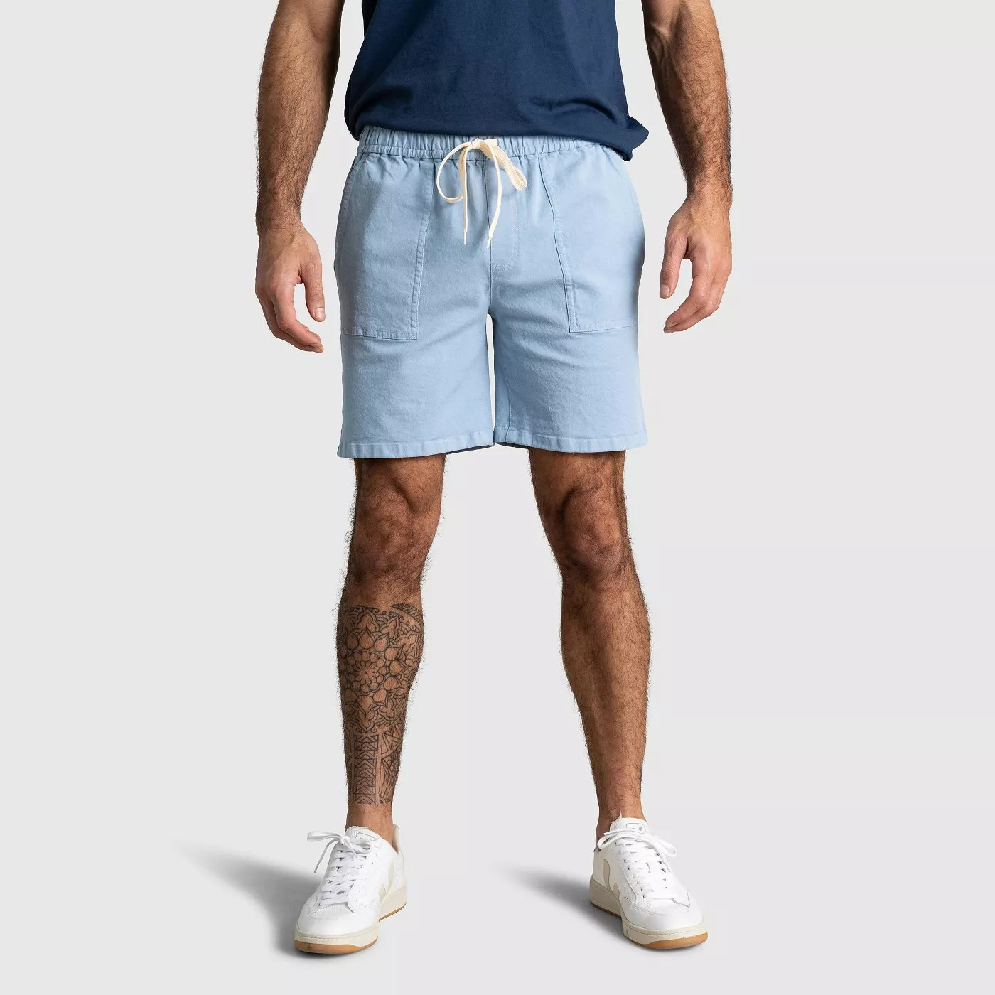 """United By Blue 7"""" Organic Pull-On Shorts, best mens shorts"""