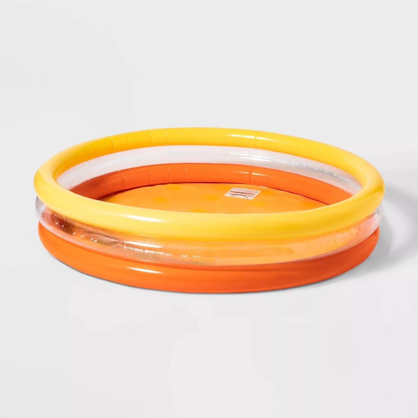 Sun Squad 3-Ring Pool Sun