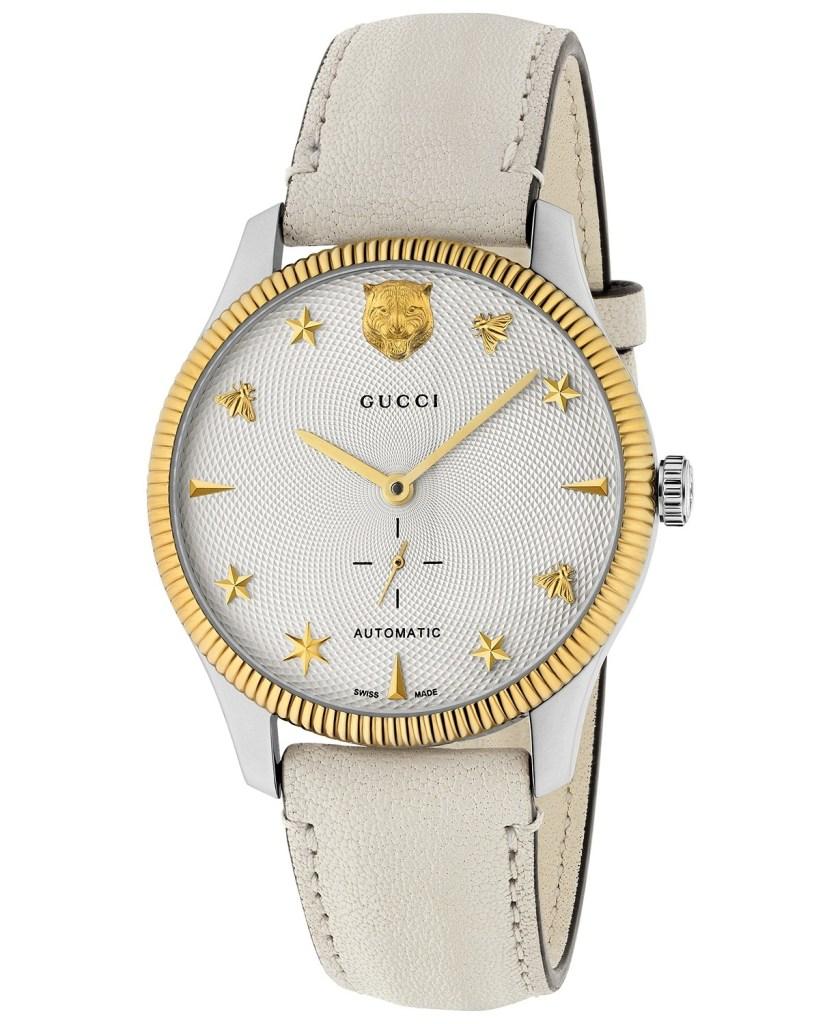 Gucci-Unisex-Swiss-Automatic-G-Timeless-40mm-Watch