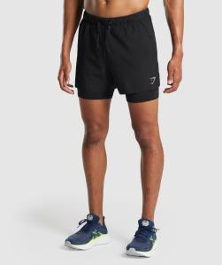 Gymshark speed running shorts, best men's running shorts