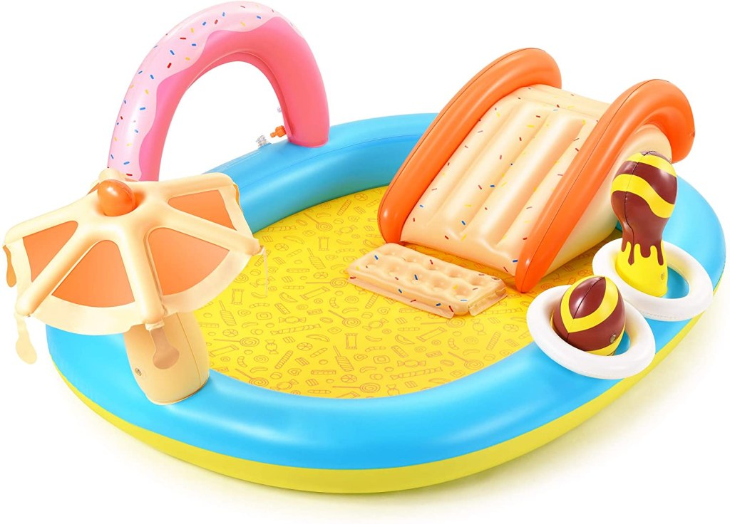 Hesung Inflatable Playcenter Toddler Pool