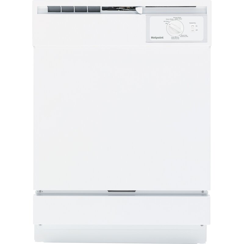 Hotpoint Built-in Full Console Dishwasher