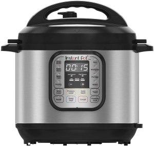 instant pot multi use programmable pressure cooker