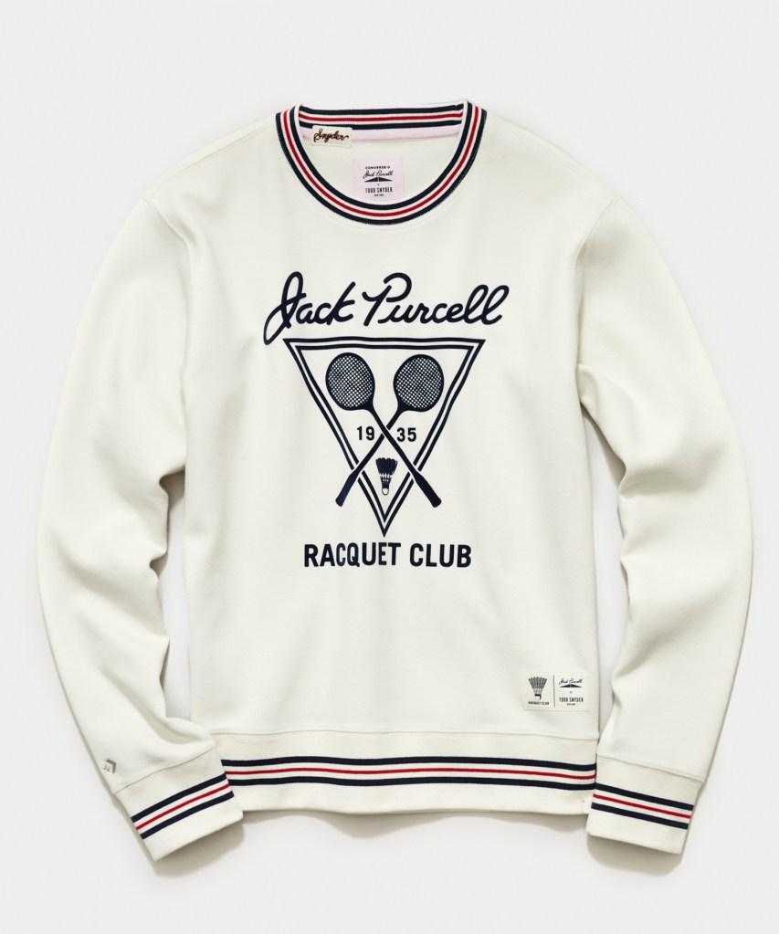 Jack Purcell Converse sweatshirt