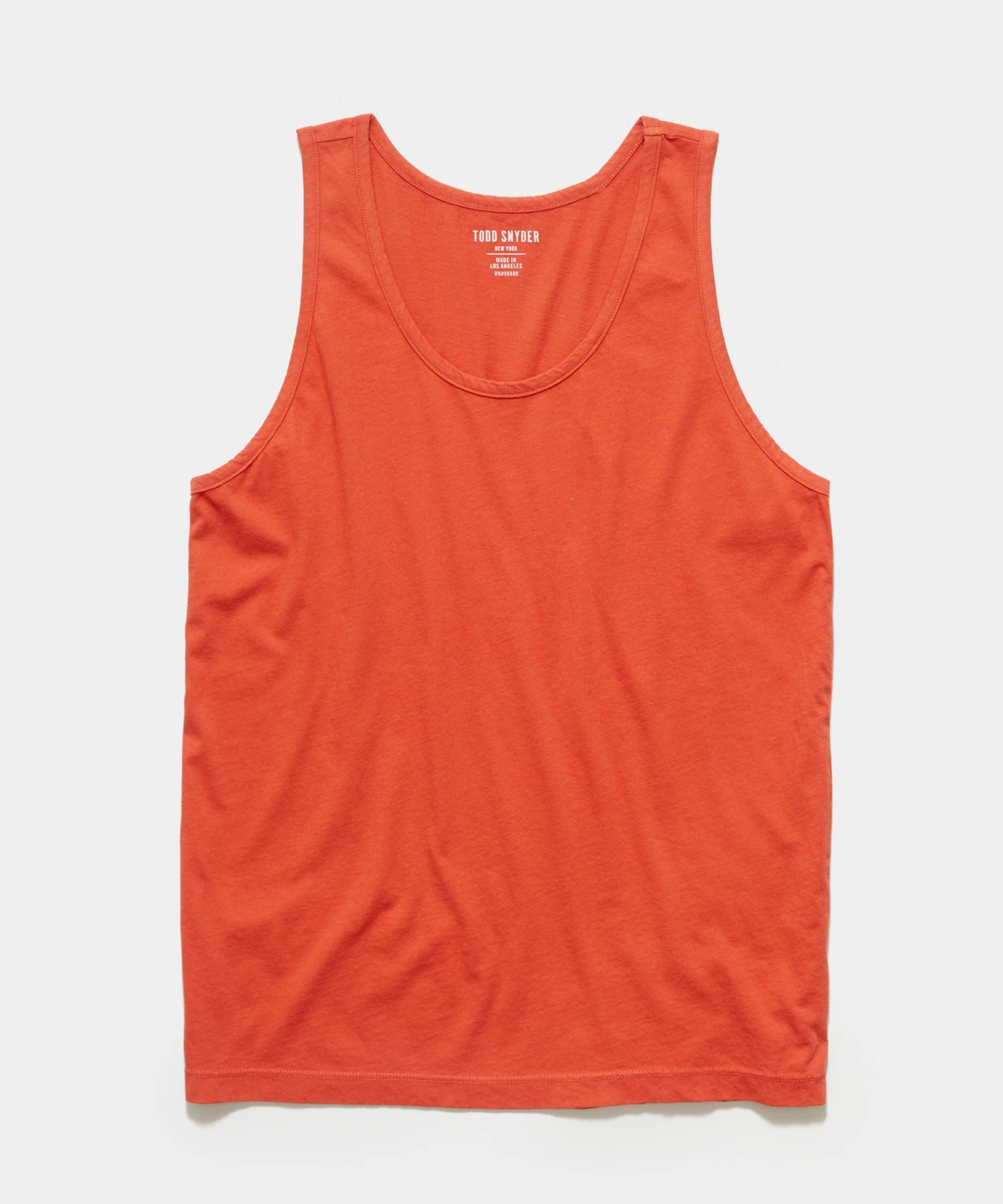 Todd Snyder Made in L.A. Tank Top