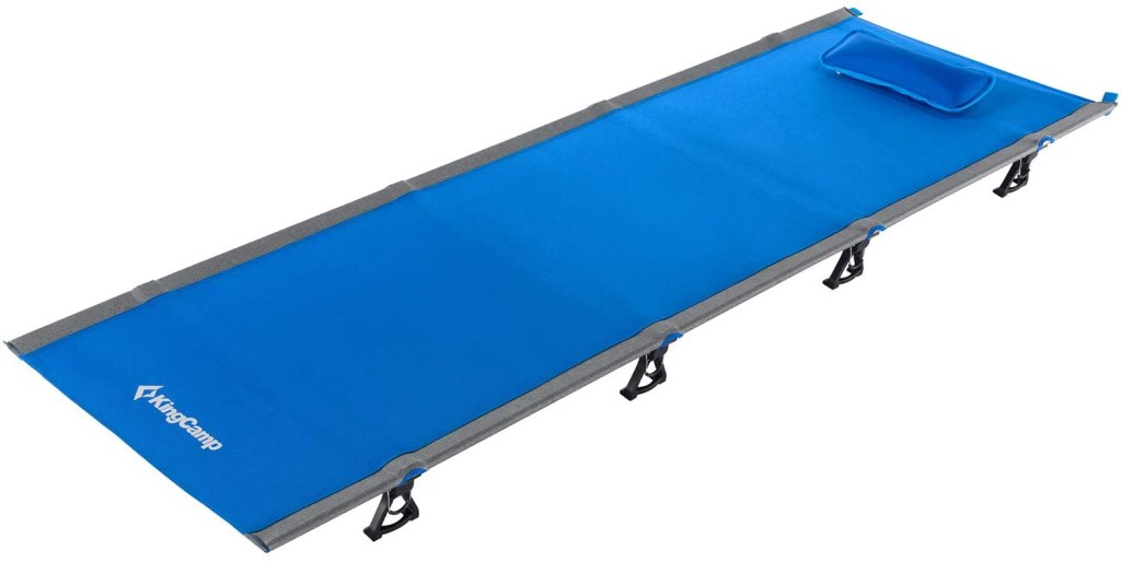 KingCamp Ultralight Compact Folding Camping Cot