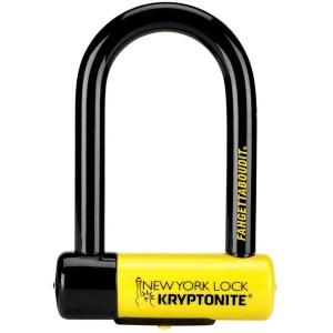 Kryptonite New York lock, U-lock
