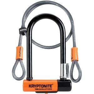 Kryptonite evolution bike lock, U-lock