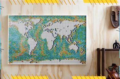 LEGO-map-set