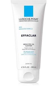 La Roche-Posay Effaclar Medicated Gel Acne Face Wash, Facial Cleanser with Salicylic Acid