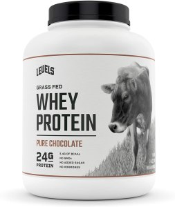 Levels grass-fed whey protein, supplements for muscle growth