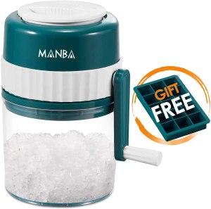 best snow cone machine manba ice shaver