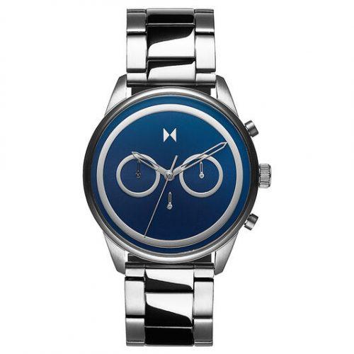 MVMT Sonic Blue Face Watch