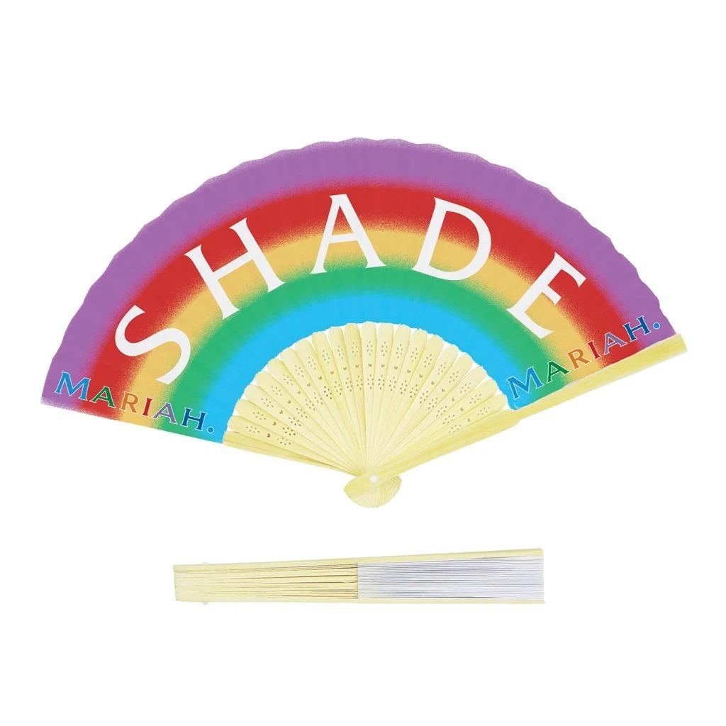 Mariah-Carey-Pride-Collection-Throw-Shade-Fan