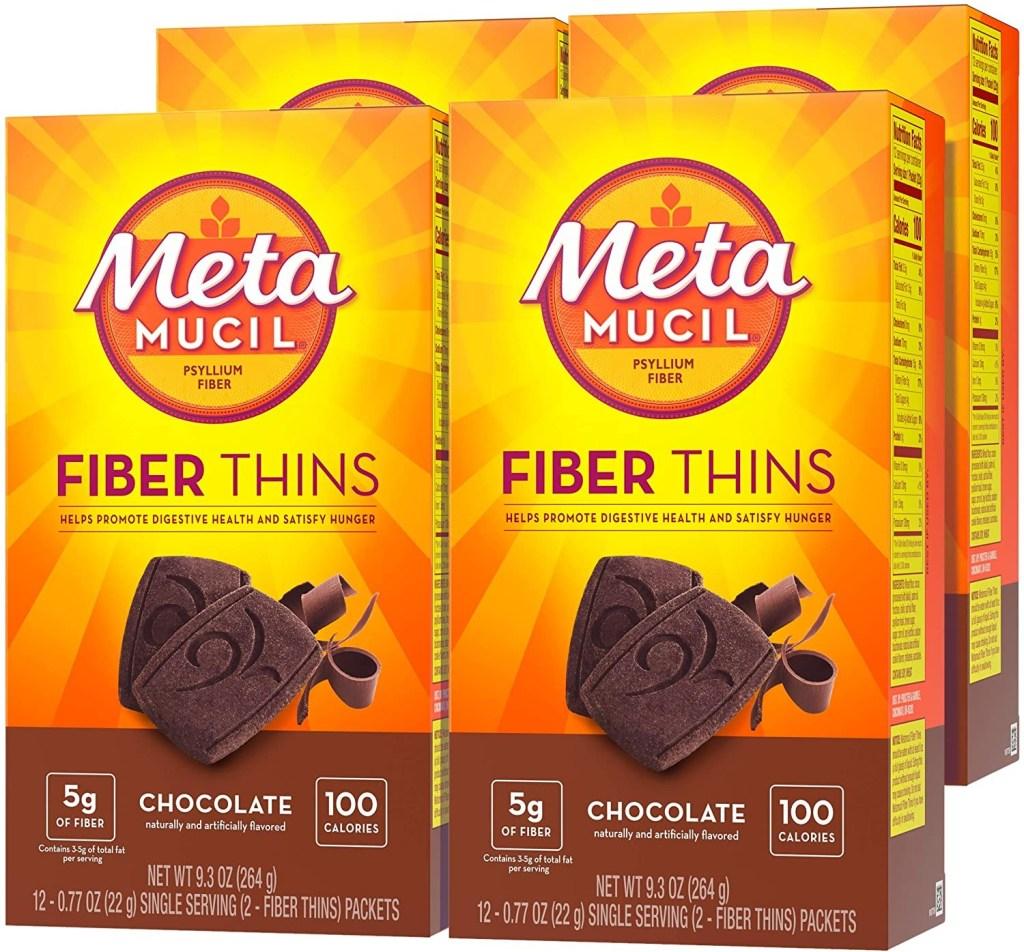 Metamucil. Best Fiber supplements