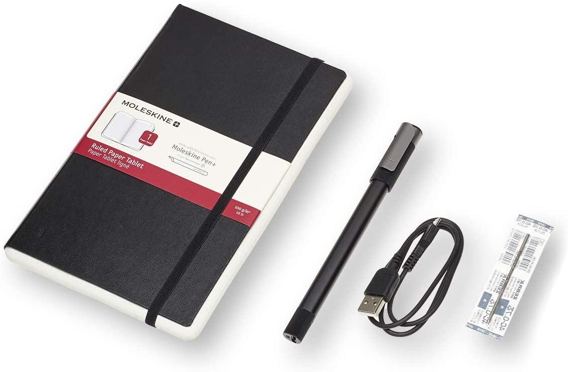 Moleskine Pen Ellipse Smart Writing Set; best smart notebooks