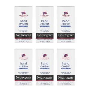 Neutrogena Norwegian hand cream, best hand lotion
