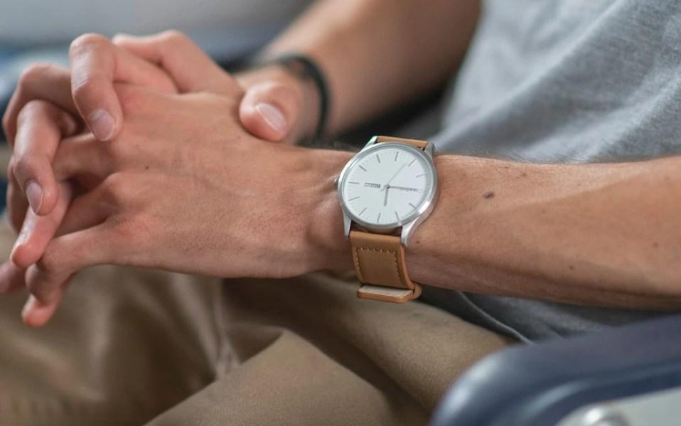 Nomatic-watch-lifestyle automatic watch