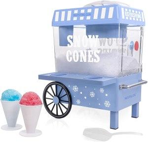 best snow cone machine nostalgia vintage countertop