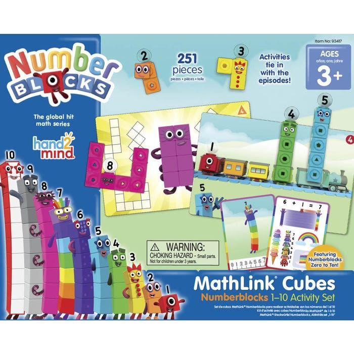 Numberblocks Math Link