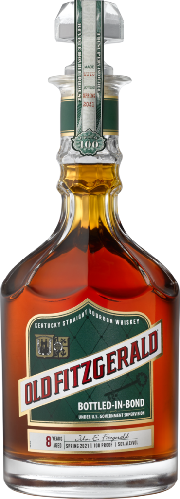 old fitzgerald bourbon spring 2021