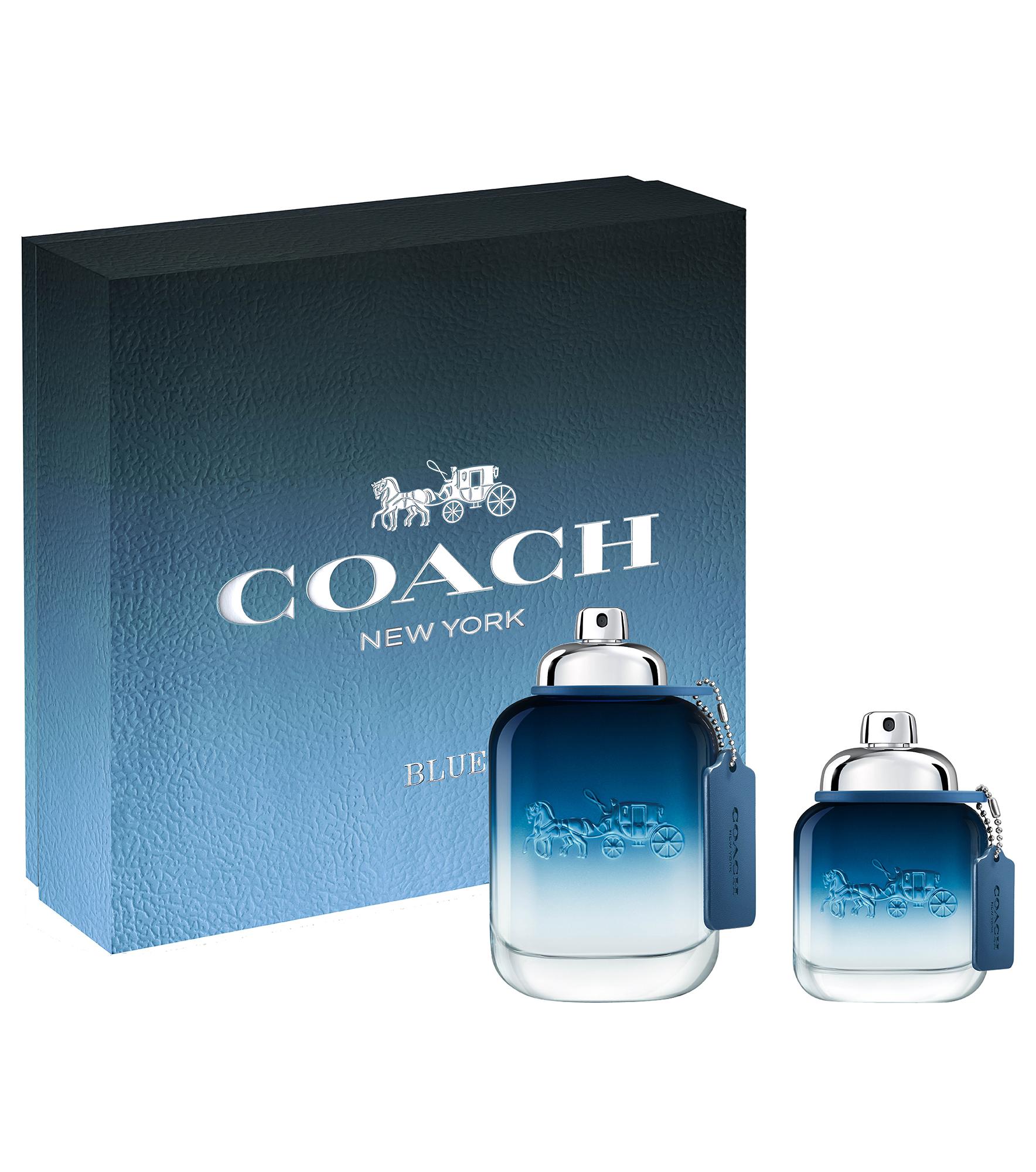 Coach Blue Men'sBlue Eau de Toilette Spray, Best Father's Day Cologne