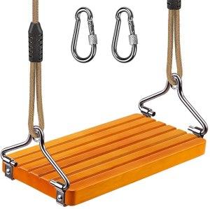 seleware wooden swing