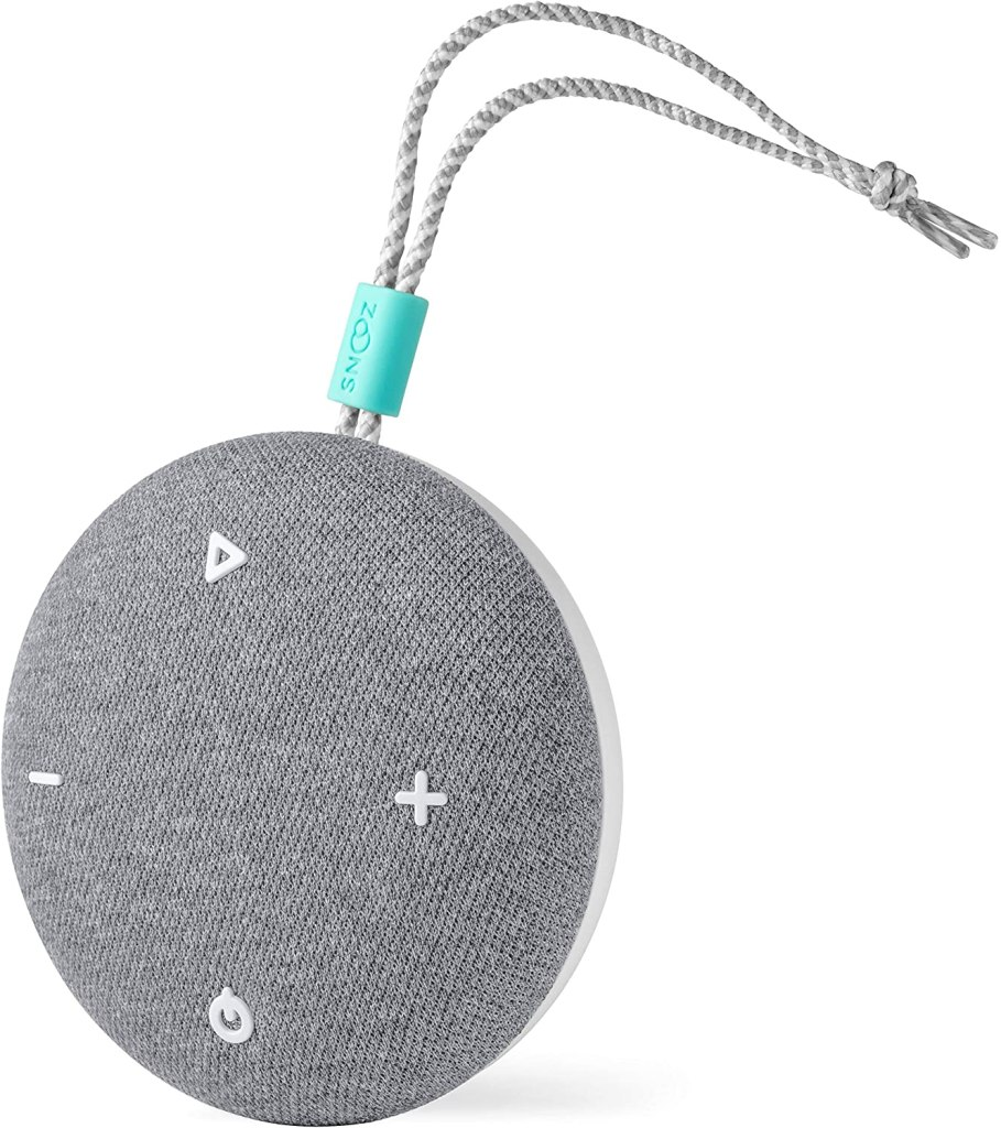 SNOOZ Go - Travel White Noise Sound Machine