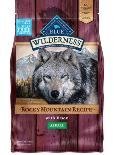 Blue BuffaloWilderness Recipe High Protein