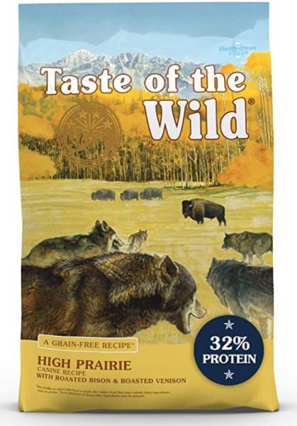 Taste of the Wild Grain Free Recipe
