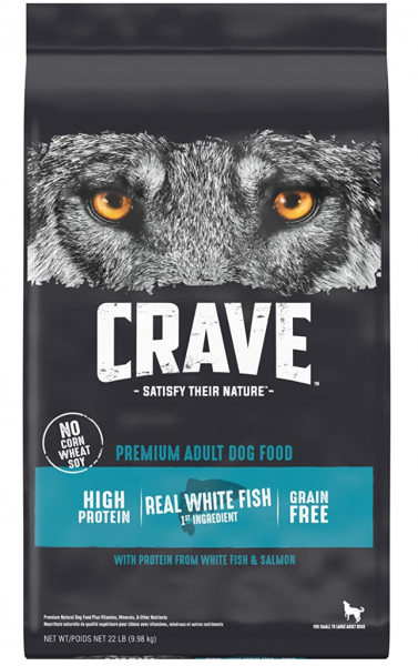 CRAVE High Protein Grain Free Dog Food