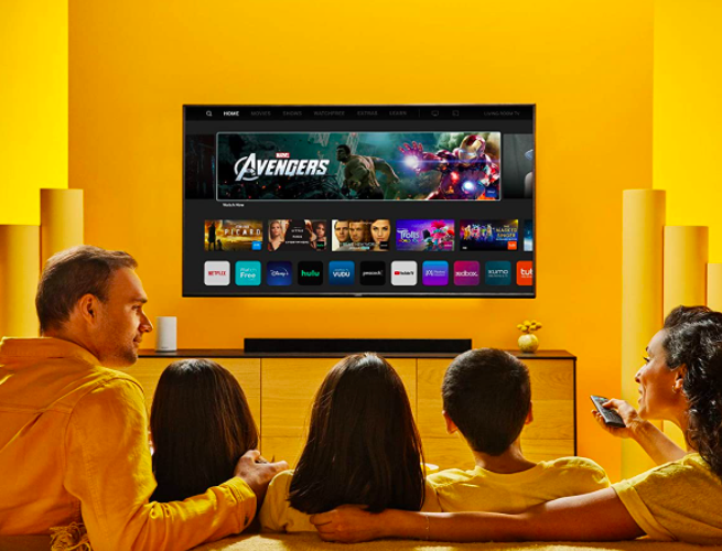 free streaming services on smart tv