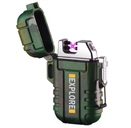 Icfun Waterproof Outdoor Electric Lighter