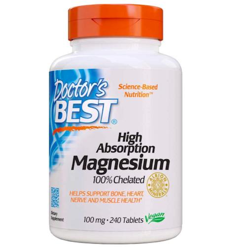 Doctors Best Magnesium